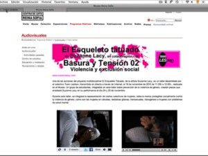 toxiclesbian.org; basura_y_tension; streaming; ciberfeminismo