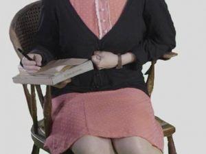El personaje de Lili, interpretado por Leticia Moya del Colectivo InsPIRADAS