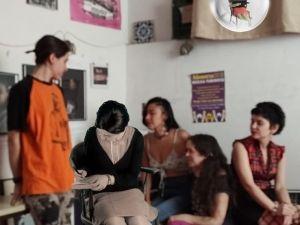 El colectivo madrileño activista de salud mental en primera persona InsPIRADAS con Lili