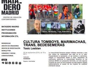 toxiclesbian.org; tomboys_marimachas_trans_bedesemeras; masculinidad_femenina