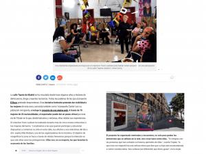 Una web feminista para cambiar la imagen de la calle Topete Radio Madrid, Cadena Ser, 7/10/2018