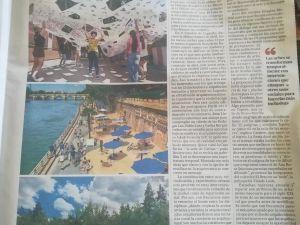 Urbanismo invisible El País, edición papel, 11/05/2019