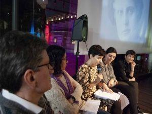 El grupo de investigación de Historia de la Psiquiatría CSIC en Matadero, Madrid